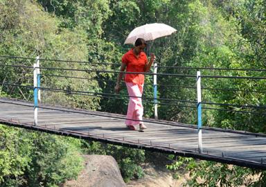Renovierung von Brücke
