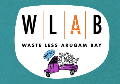 Waste Less Arugam Bay - Logo