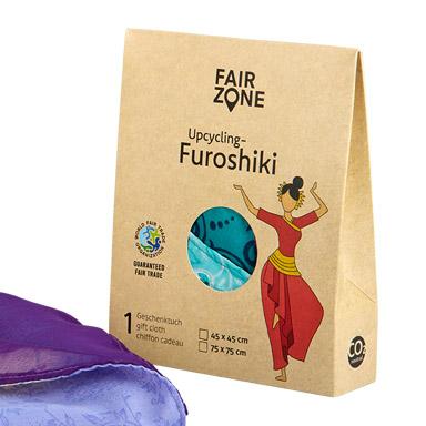 Furoshiki-Verpackung