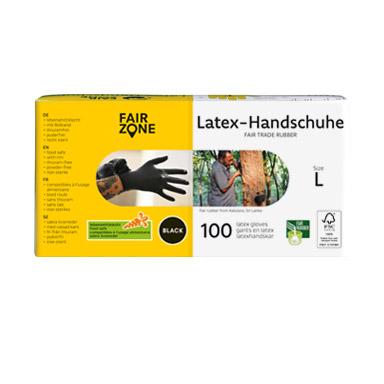 Latex-Handschuhe, lebensmittelecht