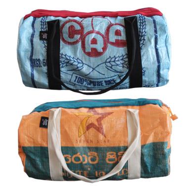 Reisetasche, varianten