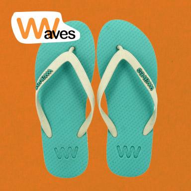 waves Schuhe